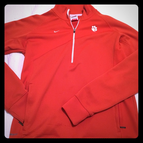 Nike Jackets & Blazers - Ladies Clemson Nike Pullover